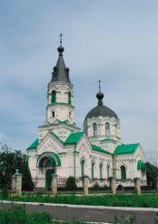 Свято-Миколаївський храм, Нікольське