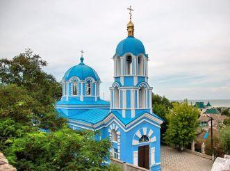 Nativity of the Virgin, Henichesk
