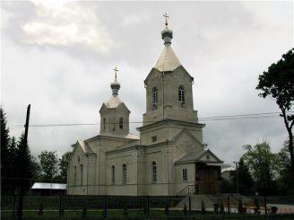 St. Michael Church, Kelmentsi
