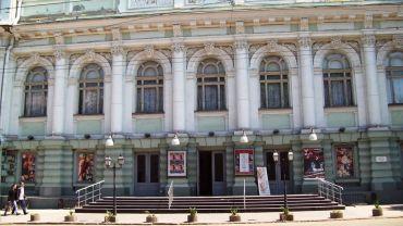 Odessa Ukrainian Theatre. B. Vasylko