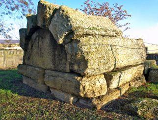 Скіфська могила, Білгород-Дністровський
