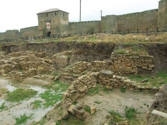 Древний город Тира, Белгород-Днестровский