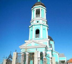 Храм Різдва Пресвятої Богородиці, Вилкове