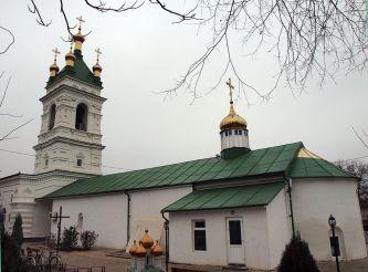 Миколаївська церква, Кілія