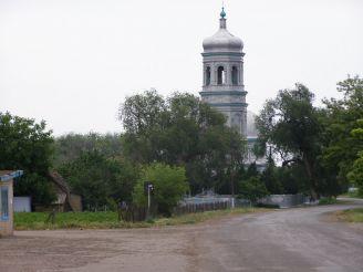 Церква Святої Параскеви, Мирне