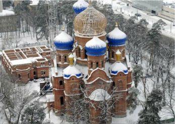 Храм Благовещения Пресвятой Богородицы, Киев