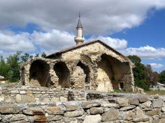 Uzbek Mosque