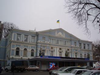 Драматический театр имени Ивана Франко, Киев