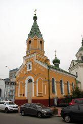 Церква Миколи Набережного, Київ
