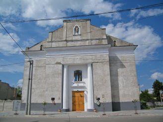 Костел Св. Яна Непомука, Дубно
