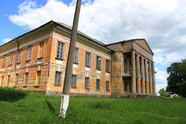 Palace Stetsky, Mezhirichi