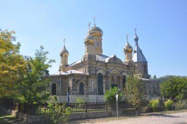 St. George`s Church, Little Kardashynka