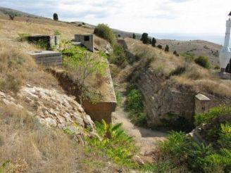 Форт «Северная Балаклава», Кефало-Вриси