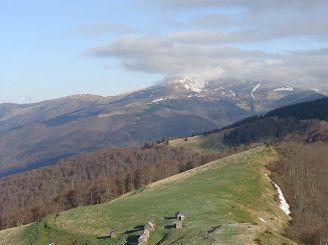 Гора Близниця