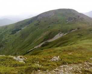 Гора Брецкул