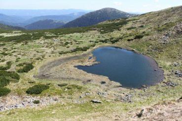 Lake Nesamovyte
