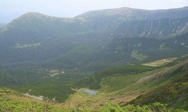 Горная долина Маришевская