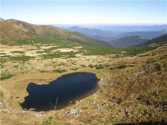 Озеро Бреcкул