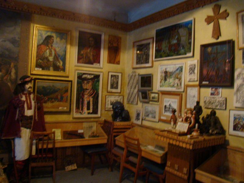 Музей Олекси Довбуша, Печеніжин — фото, опис, адреса