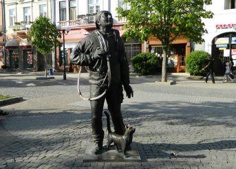 Пам'ятник сажотрусу