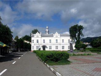 Hall, Vyzhnytsia