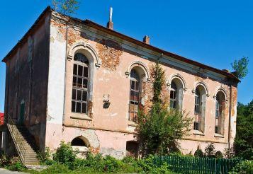Synagogue, Bolekhiv