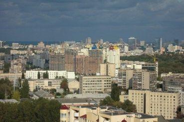 Оглядовий майданчик, Київ