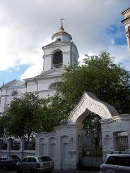 Крестовоздвиженская церковь, Киев