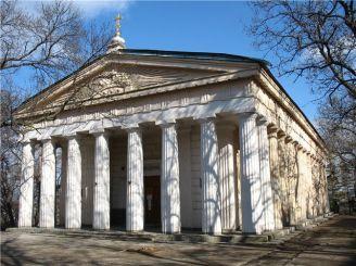 Петропавловская церковь, Севастополь