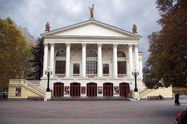 Драматичний театр імені Луначарського