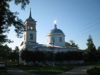 Борисоглебская церковь, Переяслав-Хмельницкий