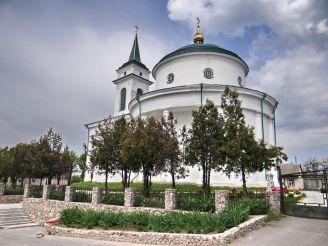 Троицкая церковь, Богуслав