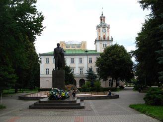 Самбірська ратуша, Самбір