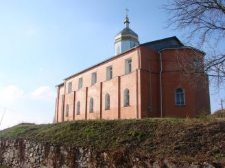 Свято-Миколаївський монастир, Богуслав