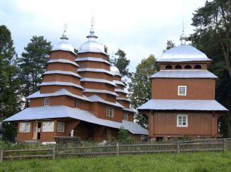 Церква Собору Пресвятої Богородиці, Матків