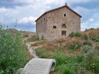 Храм Св. Дмитрия (Стефана), Феодосия