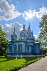 Михайловская церковь, Лукаши