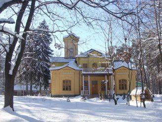 Уваровский дом, Ворзель