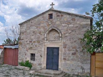 Храм Св. Георгия Победоносца, Феодосия