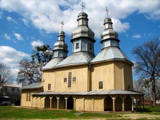 Покровська церква, Фастів