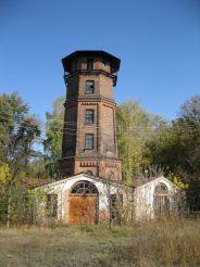 Водонапорная башня, Шпитьки