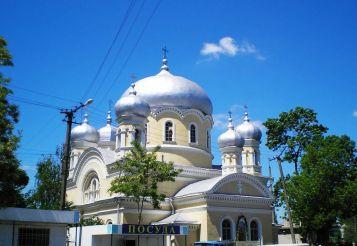 Свято-Николаевская церковь, Вилково