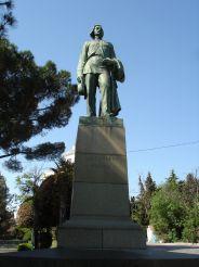 Пам'ятник Горькому в Ялті