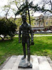 Памятник Шандору Петефи