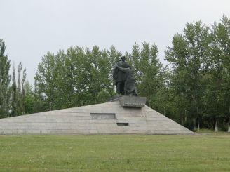 Монумент «Україна - визволителям»