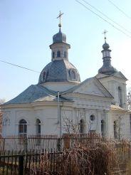 Миколаївська церква, Васильків