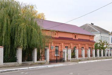 Археологический музей, Ржищев