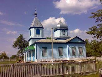 Церковь Св. Параскевы в Собковке