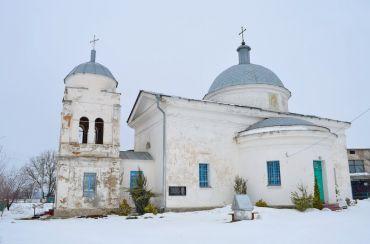 Михайлівська церква, Пилипівка