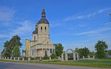 Николаевская церковь, Чайки